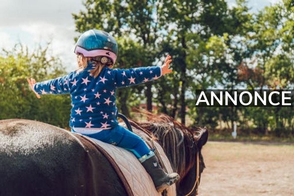 At være forælder til et barn som rider